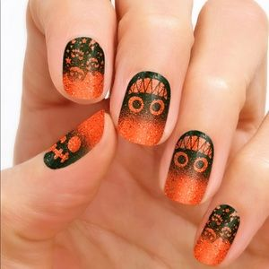 Halloween colorstreet nail stickers !!!!